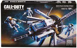 Mega Bloks Call of Duty 6863 - ODIN Space Outpost Playset £13.85 Prime / Non Prime £18.80 RRP £59.99 @ Amazon