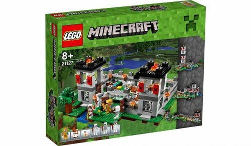 Lego Minecraft The Fortress £45 @ Asda