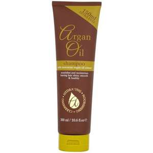 Argan Oil Shampoo 300ml Lloyds pharmacy on line conditioner also available £1.00