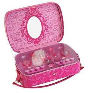 Barbie Bow-tiful 3 Piece Beauty Collection Case - With Barbie Accessories £4.79 @ Argos eBay outlet