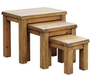 Home of Style Didsbury Nested Tables £41.99 @ Argos