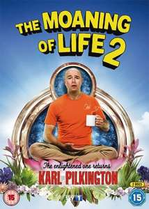 Moaning of Life Series 2 on DVD £2.70 ( With Code SIGNUP10) @ Zoom