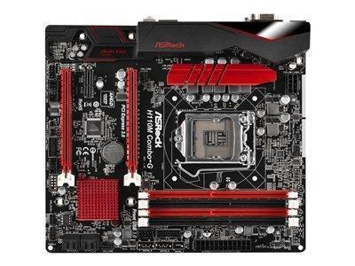 ASRock H110M COMBO-G Intel H110 1151 Micro ATX : £60.87 @ BT Shop