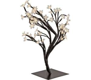 home 48 led cherry blossom table lamp £9.99 del ebay via fistchoicelightingoutlet