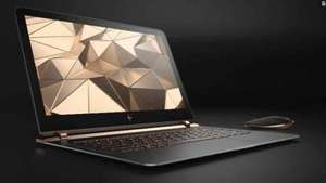 HP Spectre 13 Ultrabook 256gb SSD, Core i5 £890 @ AO with code