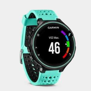 Garmin forerunner 235 GPS fitness tracker and smart watch £200 + free delivery @ Blacks