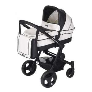 Baby Couture Senses 3in1 - Black Chassis £149.99 @ PramCentreUK