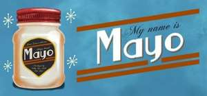 MY NAME IS MAYO PS4 ( game with easiest ever and shameful platinum trophy ) £0.81