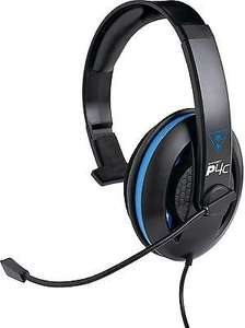 Turtle beach p4c wired headset now only £10.19 delivered at Argos eBay outlet