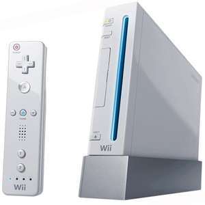 Nintendo Wii Console - White/Black - £30.50 Delivered @ CeX (pre-owned)