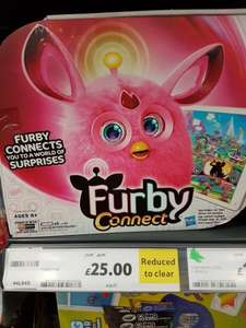 Pink Furby Connect £25 @ Tesco (Dundee)