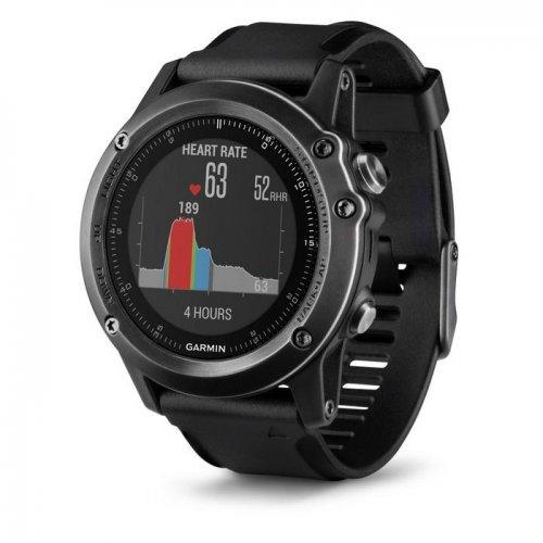 Fenix 3 HR Sapphire Triathlon Watch - Black Sale £369 ultimateoutdoors