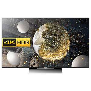 "Sony Bravia 55XD8005 LED HDR 4K Ultra HD Android TV, 55"" With Youview/Freeview HD, Playstation Now & Silver Slate Design. Posted last week but been further reduced £749 @ John Lewis"