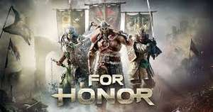 For Honor beta sign up (PC, PS4 & Xbox One)