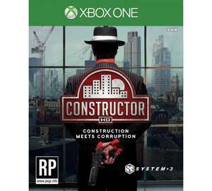 Constructor - Xbox One - £23.99 (Pre-Order) at Argos online