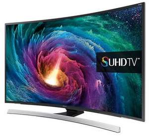 "Samsung UE48JS8500 48"" SUHD active 3D Curved LED TV - £879 @ Reliantdirect"