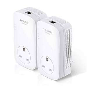 "TP-LINK Homeplug AV2 ""MIMO"" - AV1200 - 53% off reduced to £44.99 @ Amazon"