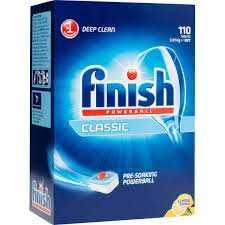 110 Finish Powerball dishwasher tablets  £7.99 at Iceland instore