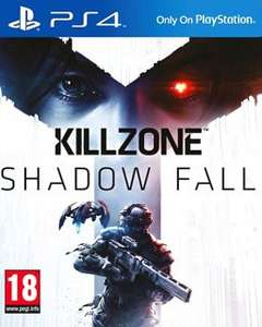 Killzone: Shadow Fall PS4 New copy £10 Amazon Prime or £7.95 + £2.03 Delivery non-Prime