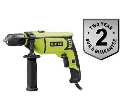 Guild 13mm Keyless Corded Hammer Drill - 750W £16.59 @ Argos