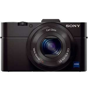 Sony Cyber-Shot RX100 II Digital Camera - Free case, delivery and extended warranty £399 @ Wex Photographic