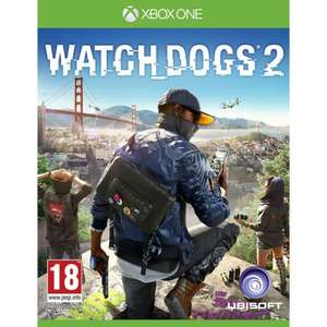 Watch dogs 2 £27.99 in Smyths