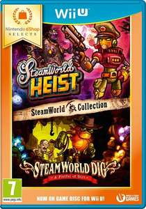 SteamWorld Collection (Selects) (WiiU) - £15.88 Prime Early Access Deal @ Amazon Lighting Deal
