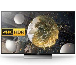 Sony Bravia 55XD8005 £749 6 years guarantee @ richersounds - instore only deal