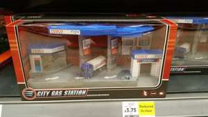 Tesco City Gas Station £3.75 WAS £15 (Reduced To Clear) Instore Only