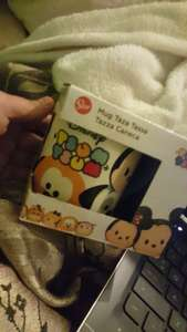 Disney Tsum Tsum Mug Along with others - £1 each instore @ Poundworld