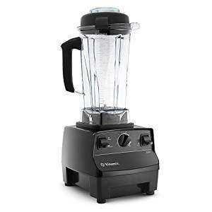 Vitamix Standard Blender, 2 Litre - Black (Certified Refurbished) - Amazon - £285.91