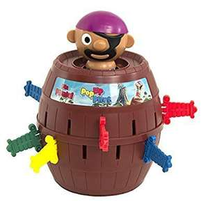TOMY Pop-Up Pirate £5.95 (Prime) @ Amazon (non Prime £10.94)