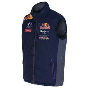 Red Bull Formula 1 Mens gilet sizes S - XXL £24.99 delivered @ eBay sold by trade-sports