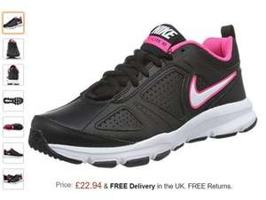 Nike Women's Wmns T-Lite Xi Gymnastics Shoes £23 + Free Delivery at Amazon