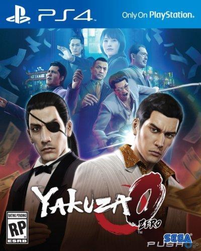 [PS4] Yakuza 0 £38.95 @ The Game Collection