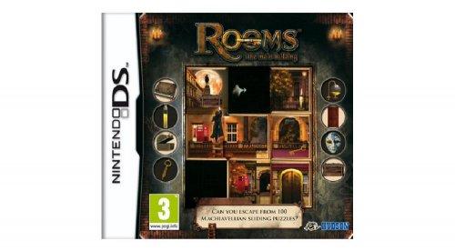 Rooms Nintendo DS/3ds/2ds Argos £1.49