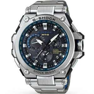 G-Shock MTG Hybrid GPS Solar Powered Watch MTG-G1000D-1A2ER - £675 @ Watcho.co.uk
