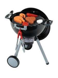 Weber Toy BBQ 17.99 at very  Free Click and Collect- RRP 29.99