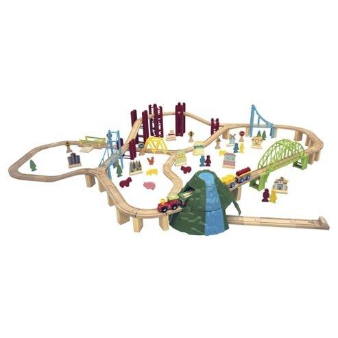 Carousel Mega Train and City Set 150 Pieces £12.50 @ Tesco Kingston Extra Milton Keynes