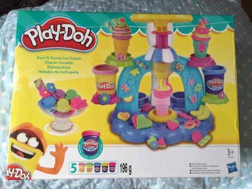 PlayDoh Swirl & Scoop Ice Cream £3.50 - Tesco