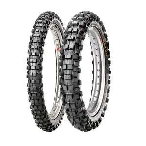 Maxxis M7304 & M7305 road legal enduro/MX tyre set (other sizes available) £72.54 @ Demon Tweeks