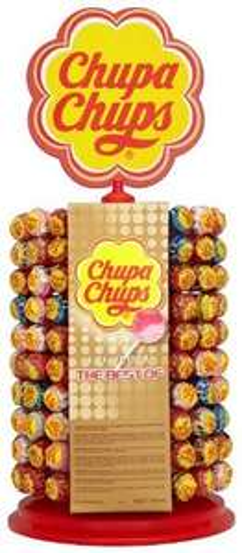 Chupa Chups Wheel of 200 Lollipops £23 from Amazon