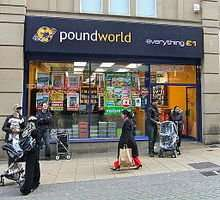 Poundworld all christmas items 25p sale bargains galore national