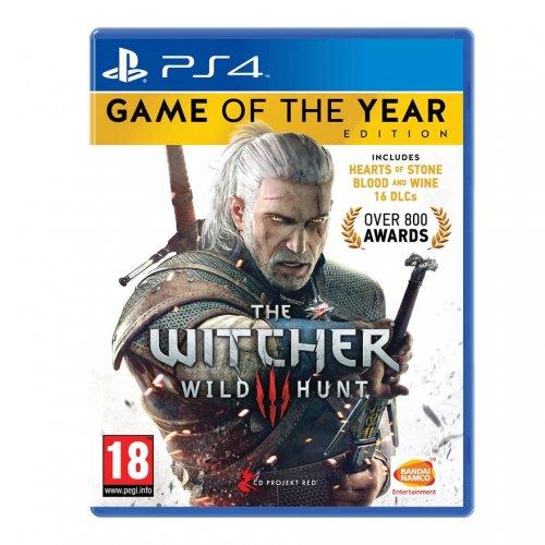 Witcher 3 ps4 @ Smyths £24.99 GOTY
