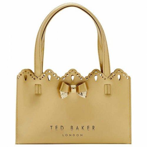 Ted Baker Sarcon Shopper Bag, Gold £17 @ John Lewis - £2 c&c