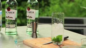 Free Bacardi Mojito or bottle of Heineken at Pitcher & Piano