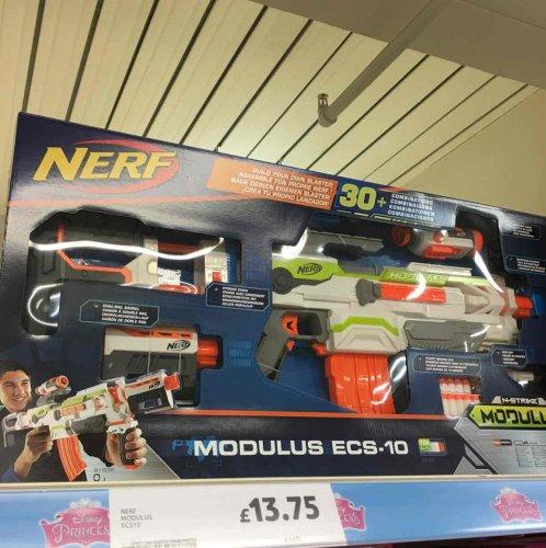 Nerf Modulus ecs10 £13.75 @Tesco extra Seacroft Leeds.