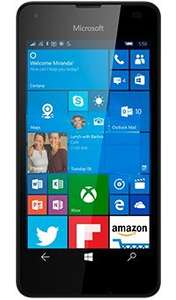 Microsoft Lumia 550 on Pay as you go £35 / £45 with big value bundle @ Vodafone