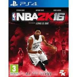 NBA 2K16 - PS4 - £11 @ Tesco Direct