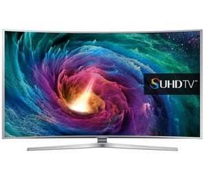 SAMSUNG SUHD UE48JS9000 48 inch Curved 4K Ultra HD 3D Smart LED TV - £899 @ Richer Sounds